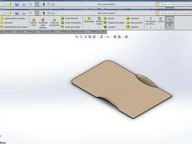 CAD Works: AutoCAD + SolidWorks