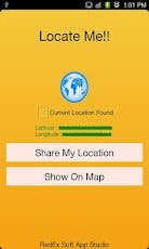 Location shareing App