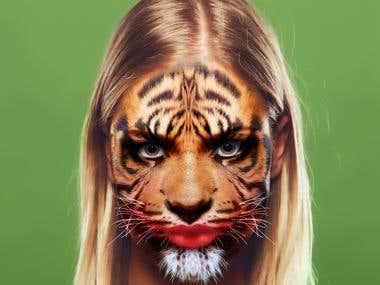 She-tiger
