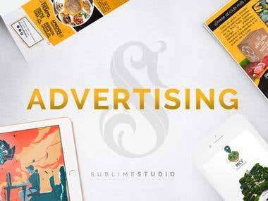Advertise Design Portfolio