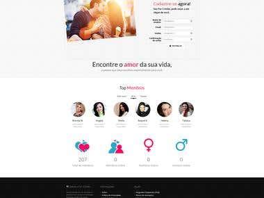Online Dating website with WordPress