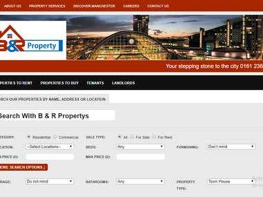 Online Search Property