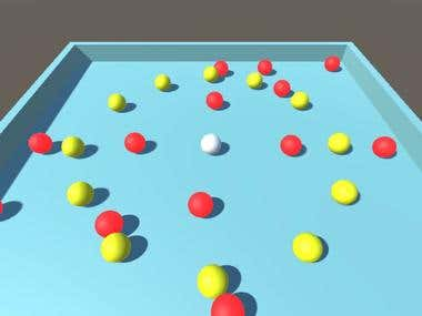 Eat A Ball - Windows, Android Game (Unity3D)