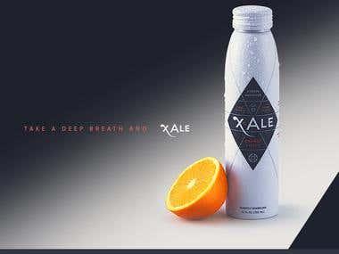 X-ale Power drink