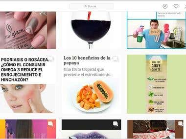 CONTENIDO PARA WEB