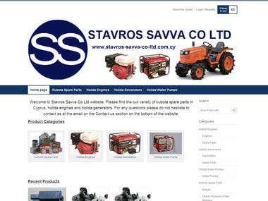 Stavros Savva Co Ltd - www.stavros-savva-co-ltd.com.cy