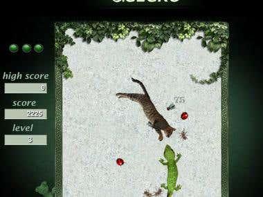 Gecko app