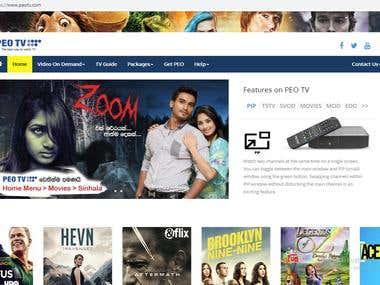 Film Service Site
