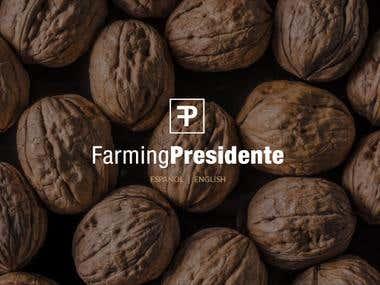 Farming Company Website