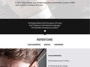 Web design UX 1