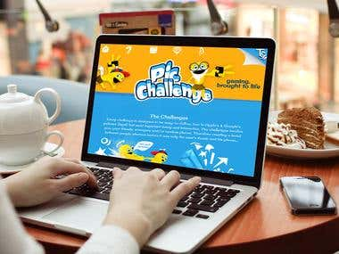 Pic Challenge Website