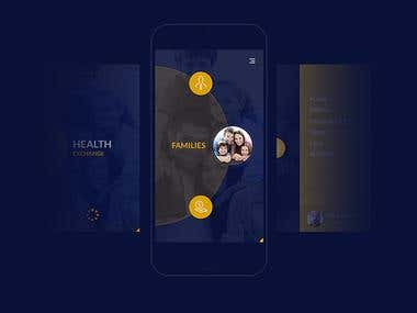 Health Mobile Application Android | Mobile Application