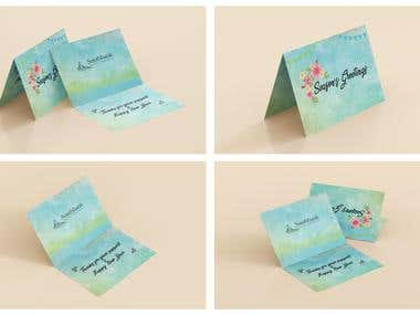 Greetings | Invitations | Post Card