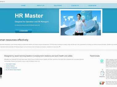 HR Master (HRM)