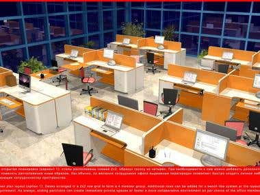 Furniture & office design