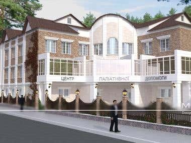 Reconstruction of facades