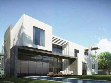 Abd-alrahman Al-sayed | Architectural visualization services