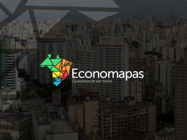 Economapas - Visual Identity
