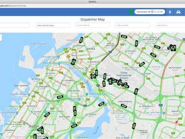 MobilityAE: Real-Time Geolocation