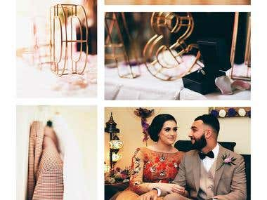 Engagement party photography