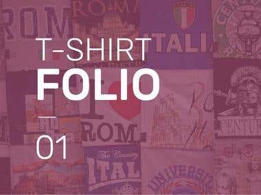 T-Shirts Portfolio