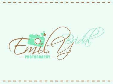 Emily Bridal Photography