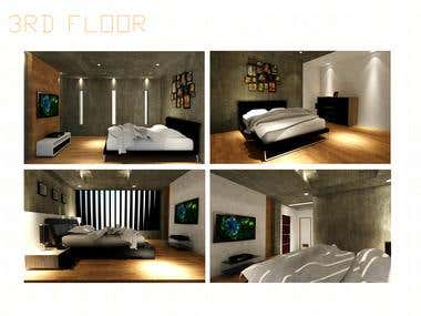Interior design for house renovating!!