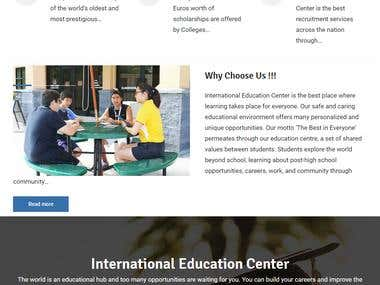 International Education Center