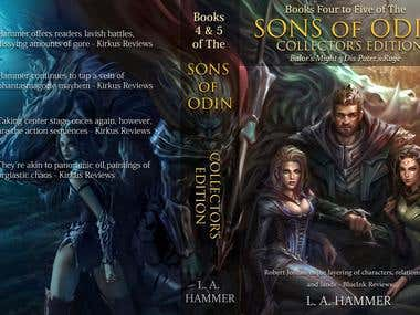 The Sons of Odin - Book Four to Five