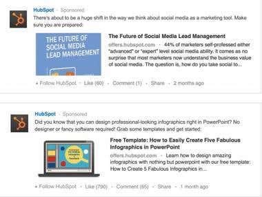 LinkedIn Marketing Solution Campaign-PVPI