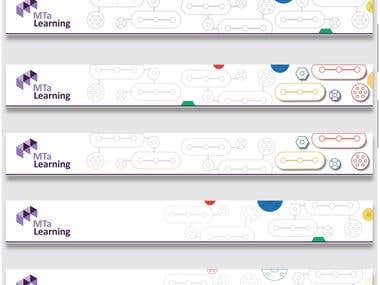 Designing a PowerPoint header