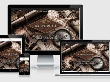 Khave Road - E-Commerce Website