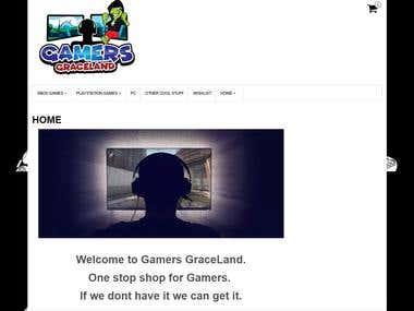 Gamers Graceland