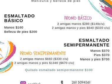 Brand Marketing Manicure