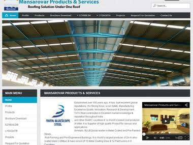Mansarovar Products And Services