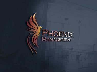 Pheonix Logo Design