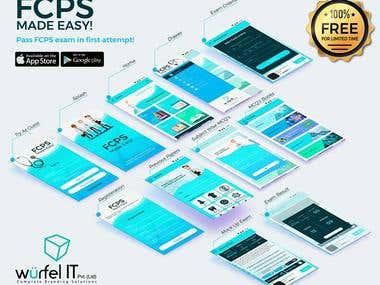 FCPS Exam Preparation App