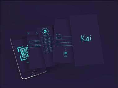 Kai interface design