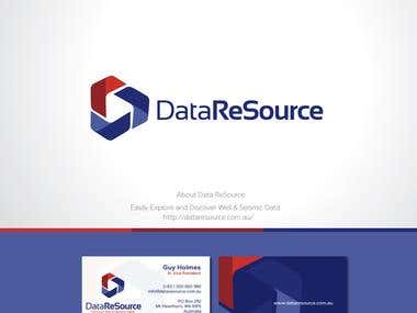 Logo design for Data Resource