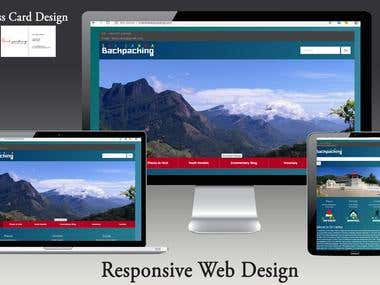 Web Design/Web development