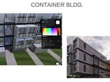 Container Bldg.