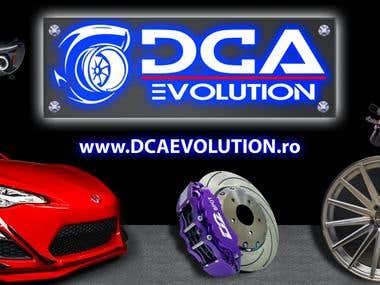 DCA Evolution Graphic Desing