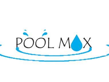 Pool Max Logo design