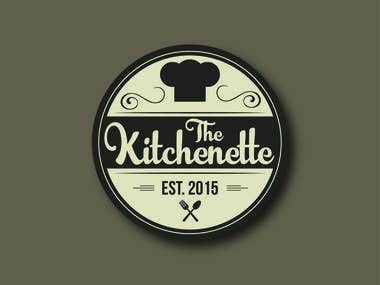 The Kitchenette Logo