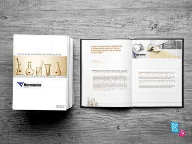 Editorial Design for pharma / Diseño para medicamentos