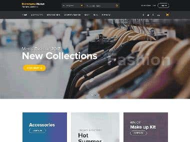 Online selling site