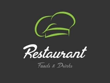 Food And restaurant logo