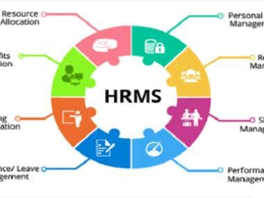 HRMS (Humen Resource Management System)