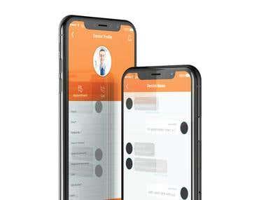 Teledentistry Mobile app