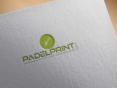 padel logo design
